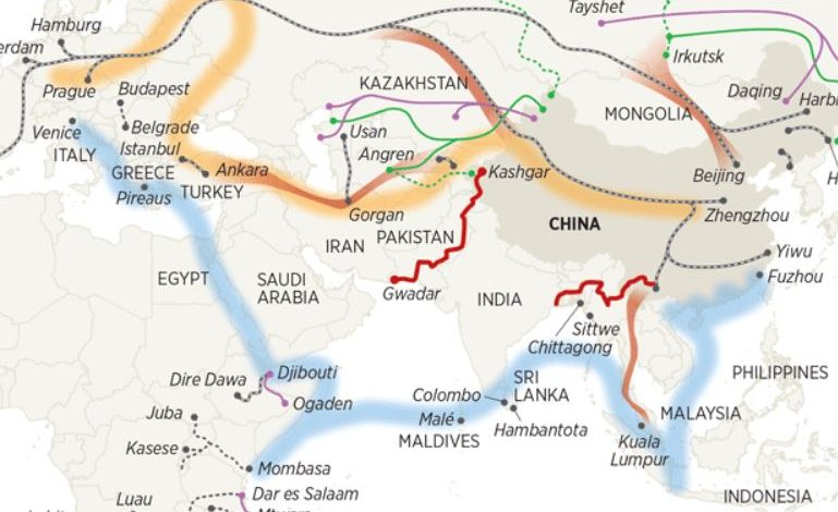China's Belt and Road Initiative: Strategic Implications and International Opposition