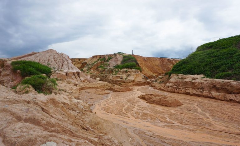 China Wrestles with the Toxic Aftermath of Rare Earth Mining