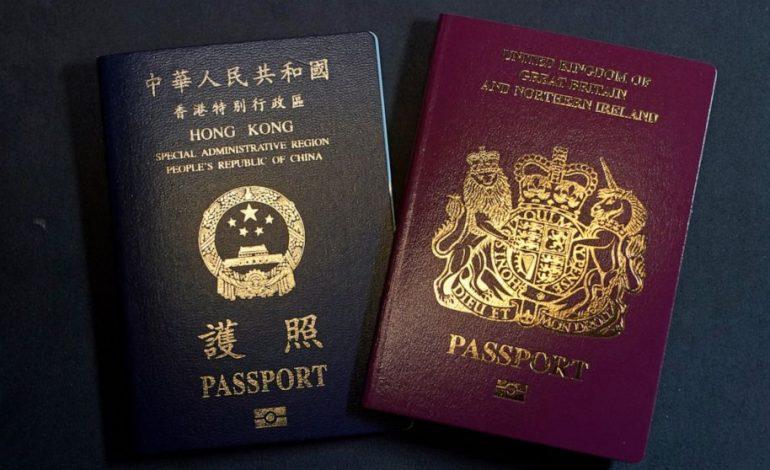 Thousands flee Hong Kong for UK, fearing China crackdown