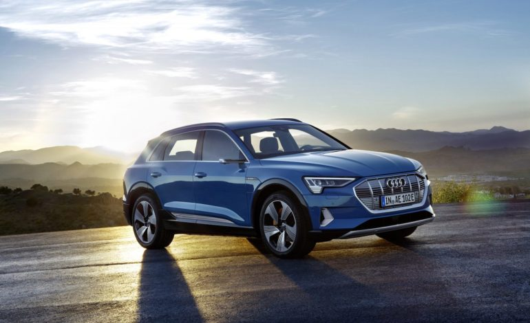 Audi, FAW sign deal on new EV joint venture in China