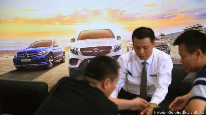 Are German carmakers too dependent on China?