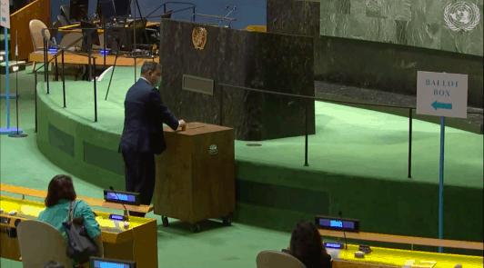 Non-democracies rise to 60% of UNHRC as China, Cuba, Russia, Pakistan, Uzbekistan win seats