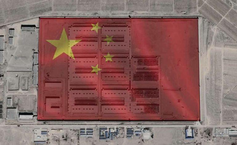 China's hidden camps