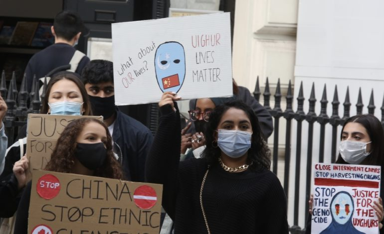 Activists want UN to probe 'genocide' of China's Uighur minority