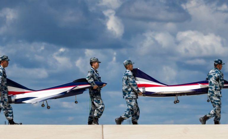 China's Copycat Air Force