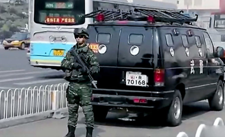 The Rise and Fall of China's Domestic Security and Legal Affairs Apparatus