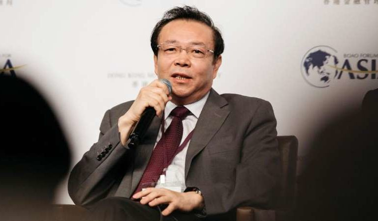 Lai Xiaomin: China sentences former Huarong chairman to death for bribery