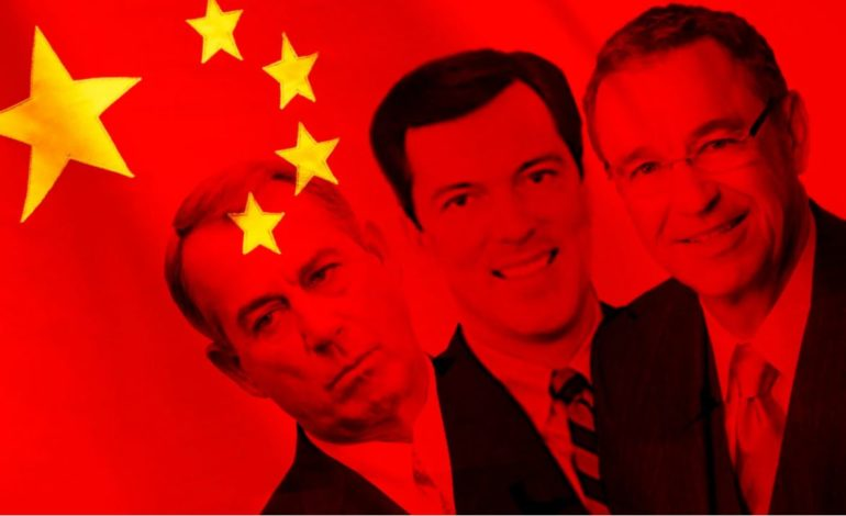 Meet the U.S. Officials Now in China's Sphere of Influence