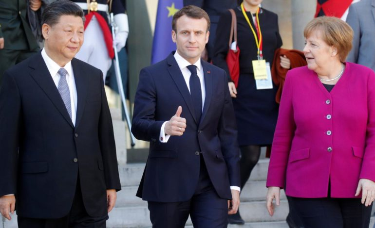 Europe Signs New Trade Deal with China