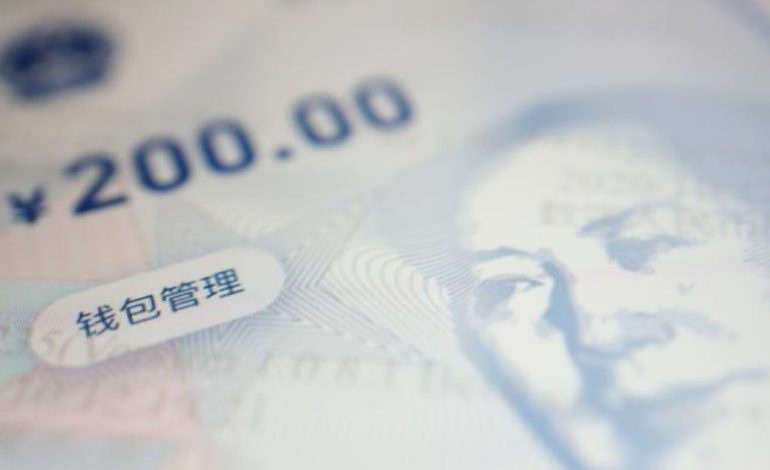 How does China's digital yuan work?