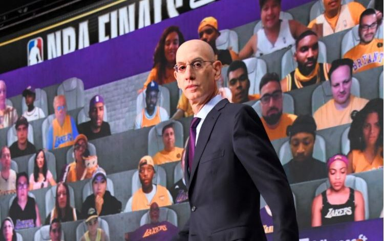 Adam Silver Goes Deep on the Wildest Year in NBA History