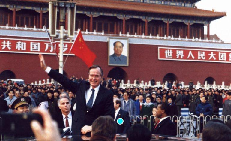 George H.W. Bush's Shameful Kowtow to China: a Cautionary Tale