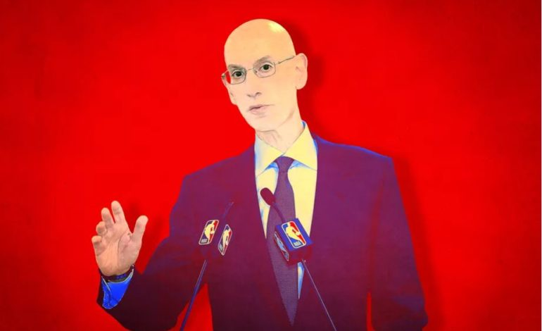 Adam Silver Is Finally Being Judged As a Commissioner, Not As Our Pal