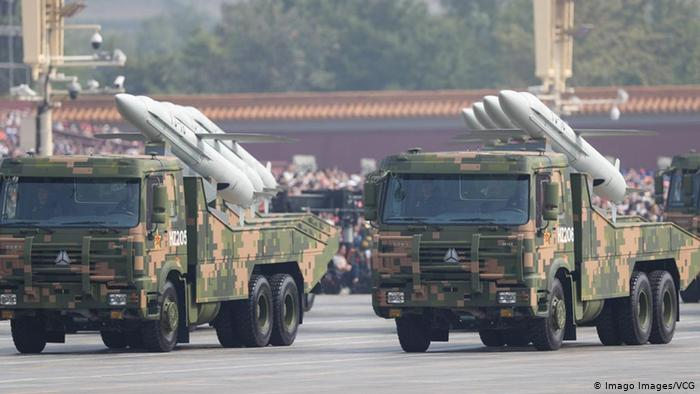 Taiwan threaten by China: The threat that the world ignores