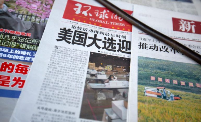 With Chinese Media Under Control, Beijing Sets Sights on Foreign News