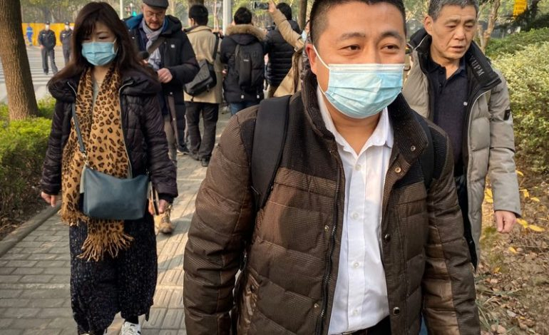 'Where No One Dares Speak Up': China Disbars Lawyers On Sensitive Cases