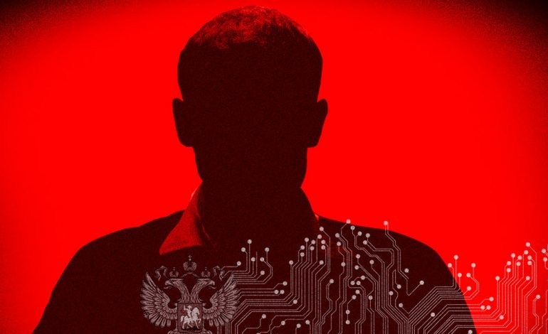How Silicon Valley Became a Den of Spies