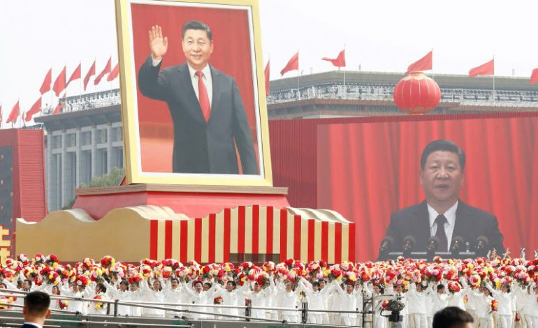 THE LONGER TELEGRAM Toward a new American China strategy