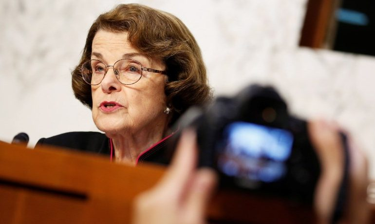 Dianne Feinstein Lauds China as a 'Respectable Nation' in Senate Committee Hearing