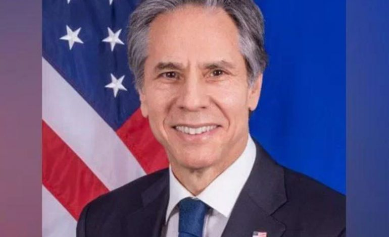 US Secretary of State Blinken refers to Taiwan as 'country'