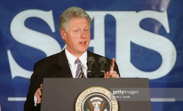 Clinton Speech on China Trade Bill