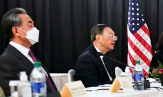 Yang Jiechi's 17-Minute Talk in Alaska Breaks Biden's Strategic Balance With China