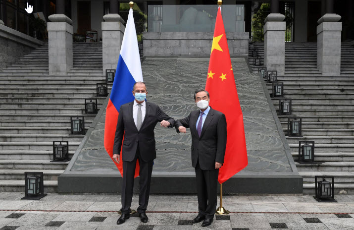An Alliance of Autocracies? China Wants to Lead a New World Order.