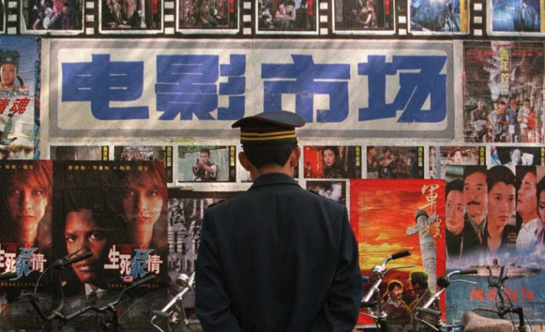 Made in Hollywood Censored by Beijing
