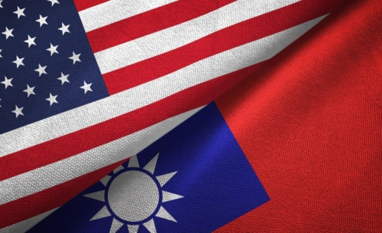 US congressmen introduce bill to end 'one-China' policy, normalize ties with Taiwan