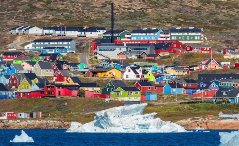 How China's Belt and Road and an Australian mining company could be the deciding issues in the Greenland election