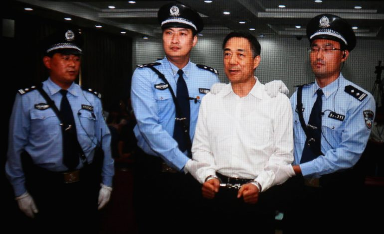 How China's Massive Corruption Crackdown Snares Entrepreneurs Across The Country