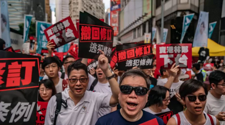 Apple Pulls Mapping App Used by Hong Kong Protesters (Again)