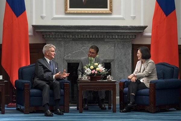French senator plans to visit Taiwan despite China protests