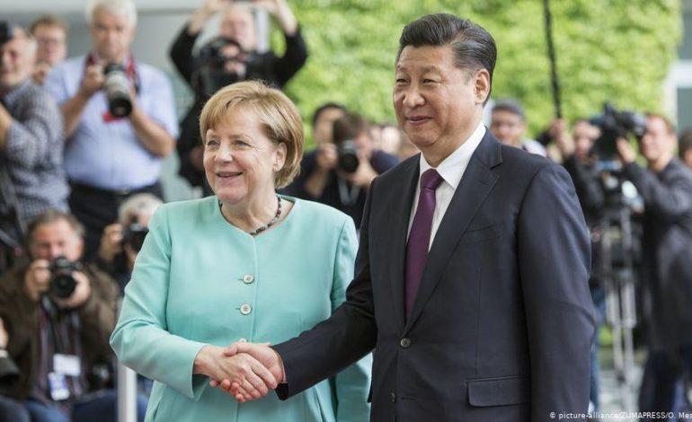 Has Angela Merkel's Germany given China too much leeway?