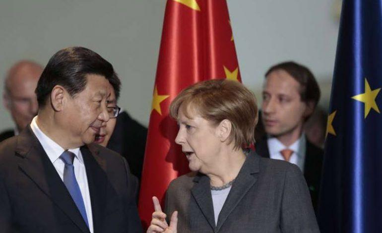 Angela Merkel reminds us why she deserves China's friendship medal