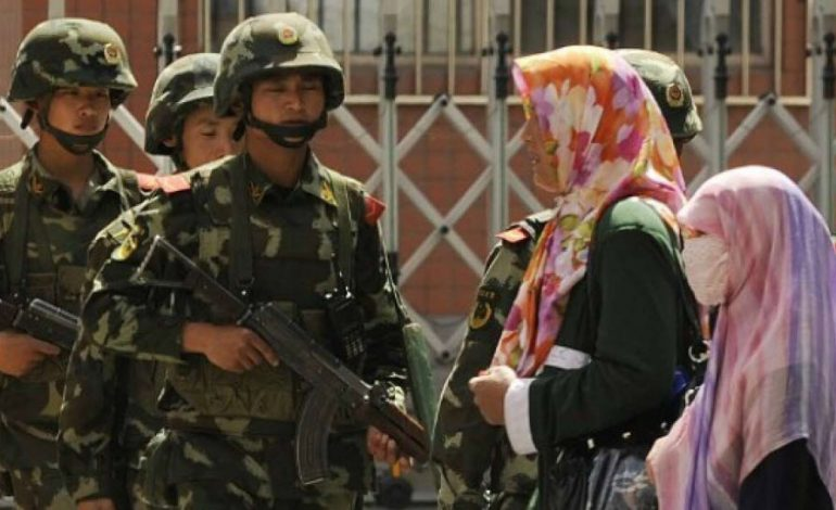 'Was tortured with electric stick pushed inside my private parts': China's Uighur camp survivor