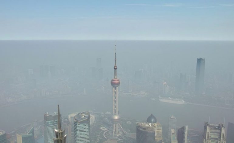 China's Greenhouse Gas Emissions Exceeded the Developed World for the First Time in 2019