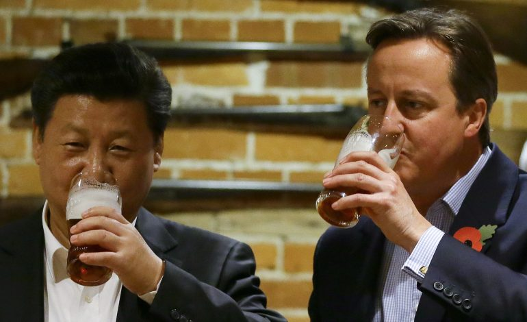 China's ownership of UK assets exposes Britain's broken model