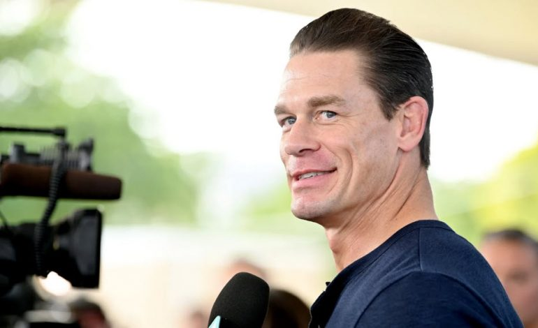 John Cena Issues Groveling Apology to China After Calling Taiwan a Country