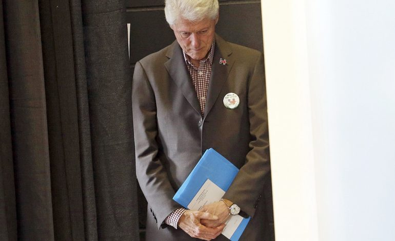 Inside the Clinton paid speech machine