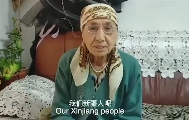 How China Spreads Its Propaganda Version of Life for Uyghurs