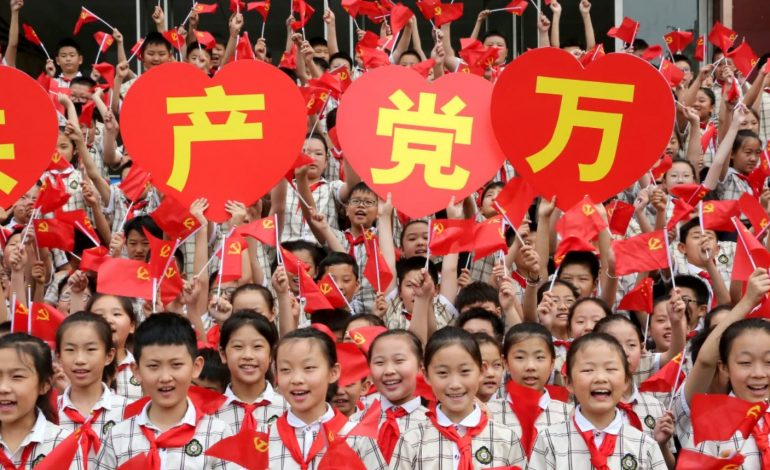 100 years on from the founding of the CCP, who runs China?