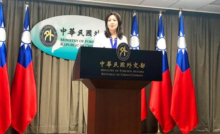 Lithuanian minister eyes Taiwan office opening this year