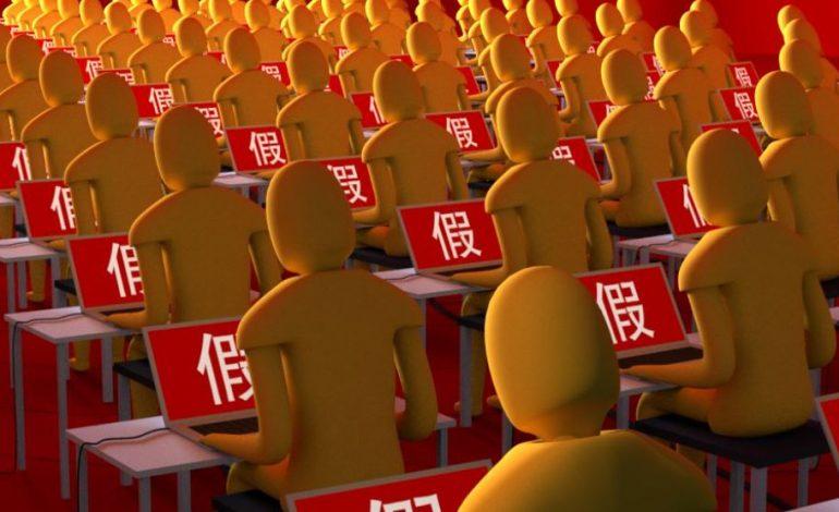 How a fake network pushes pro-China propaganda