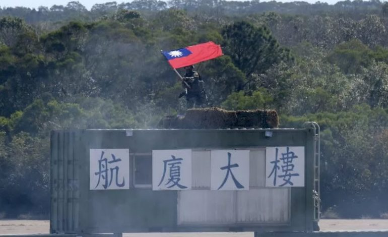 'Don't Be Delusional,' Taiwan Warns China Amid Afghanistan Comparisons