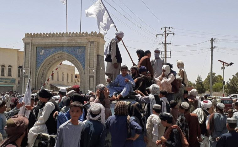 China ready to capitalize as Taliban takes power amid 'US humiliation'