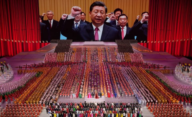Xi Jinping's crackdown on everything is remaking Chinese society
