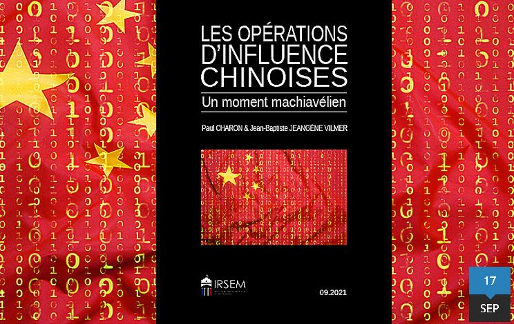 CHINESE INFLUENCE OPERATIONS: A MACHIAVELLIAN MOMENT
